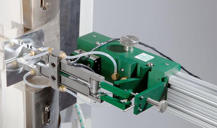 Внешний вид экстензометра для разъемных лабораторных печей ТС703-3648